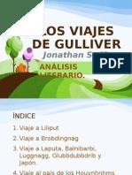 Análisis de Los Viajes de Gulliver