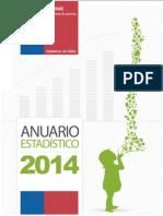 Anuario Estadistico 2014