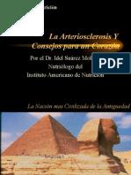 La Arterioscleorisis y Consejos para el Corazón.ppt