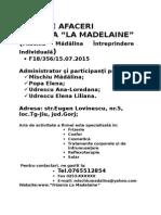 Plan de afaceri Frizerie.doc