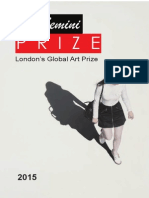 ArtGemini Prize Catalogue 2015