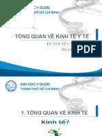 Tong Quan Ve Kinh Te y Te