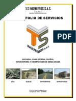 Portafolio Servicios (Tls Ingenieros Sas)