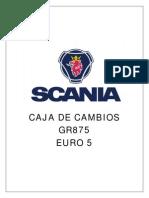 Caja de Cambios Scania Euro V