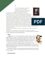 Biografia de Filosofos