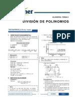 x s2 División de Polinomios