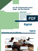 Tips Ergonomicos Oficina