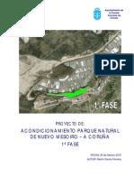 Proyecto Nuevo Mesoiro-1 Fase