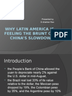 Why Latin America is Feeling the Brunt Of