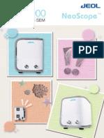 JCM 6000 Brochure