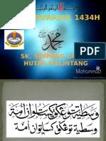 Maulidurasul 1434 H SK SIMPANG EMPAT 2.pptx