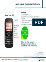 Oferta Comercial Negocios Moviltalk Octubre 2014 V2