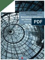 matematicas aplicadas a las ciencias sociales