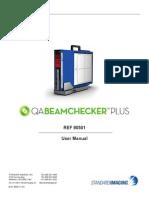 80117-03 QA BeamChecker Plus Manual