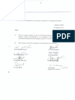 EFLU Students' Union Constitution