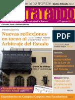 NUEVAS REFLEXIONES EN TORNO AL ARBITRAJE DEL ESTADO