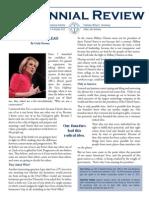 Centennial Review October 2015