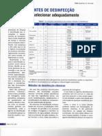 Artigo IB2011 Agentes de Desinfeccao