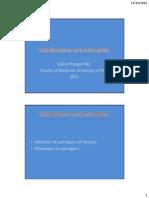 Disinfectants Antiseptics