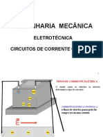 Circuitos de Corrente Contínua - CC