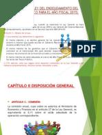 Exposicion Finanzas Año Fiscal 2015