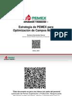 Estrategia de PEMEX Para Optimización de Campos Maduros (3)