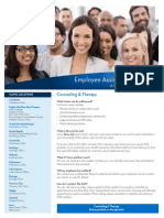 Employee Assistance Progream-A Guide to Your Benefits