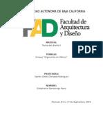 Ergonomia en Mexicoewar