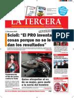 Diario La Tercera 23.09.2015