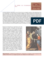 Tema 2. Que Diferencias Hay Entre Evangelios Canonicos y Apocrifos