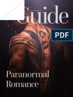 Paranormal Romance Guide