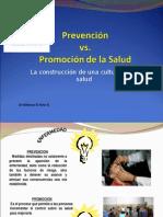 Diferencia Entre Prevencion y Promocion de Salud