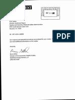 420111009M_Operator Response to NOA_09292011