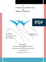 lalitprojectreportonwelspuntextile-120321083937-phpapp01