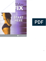 21 Day Fix Start Here
