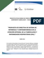 Directiva Sistema de Referncia y Contrareferencia Version Final Validada