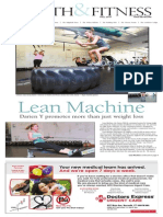 Health & Fitness - North/South Edition - An HAN Network Special Section