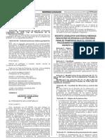 Decreto Legislativo N° 1206
