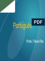 PORTUGUES+-+FLAVIA+RITA+-10-02-10