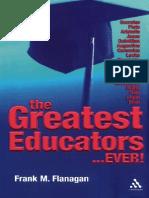 Greatest Educators Ever