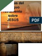 Profecias Del Antiguo Testamento Sobre Jesus