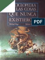 La Enciclopedia de Las Cosas Que Nunca Existieron