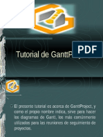 Tutorial GanttProject
