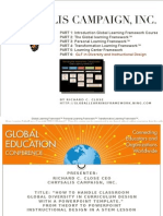 Part 6 How to Handle Classroom Global Diversity in Curriculum Design With a PowerPoint Template Web Download 2