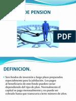 Fondos de Pension