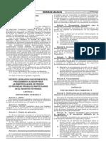 DL 1209 Procedimiento para la inmatriculación de predios de propiedad privada en el Registro de Predios