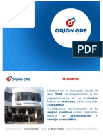 Brochure Orion Gpe - V6