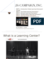 Part 5 Learning Center Framework by Richard C Close