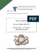 IUT-MC-ET2-TD-2011