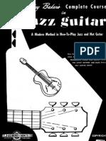 Mickey Baker's Jazz Guitar